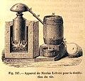 """Les merveilles de l'industrie, 1873 """"Appareil de Nicolas Lefevre pour la distillation du vin"""". (4305575429).jpg"""
