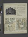 Leslie Court, southwest corner Broadway and 137th Street; Plan of first floor; Plan of upper floors (NYPL b12647274-465560).tiff
