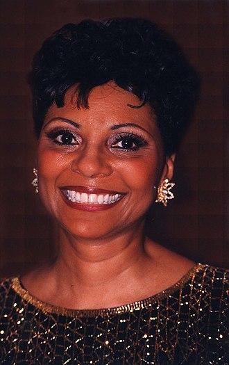 Leslie Uggams - Uggams in 1997