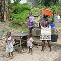 Lessive à São João dos Angolares (São Tomé).jpg