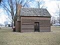 Lexington Il John Patton Log Cabin2.JPG