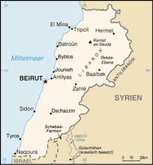Libanon Heute
