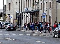 Liberec, nádraží, zastávka náhradní dopravy.jpg