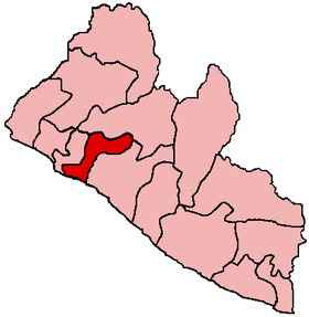 District de Kakata