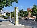 Lichtenberg - Haltestelle Bahnhof (Bus Stop at the Railway Station) - geo.hlipp.de - 40393.jpg
