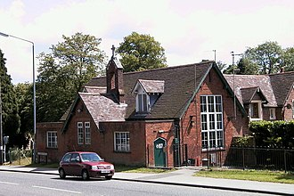 Lickey - Image: Lickey Old School House