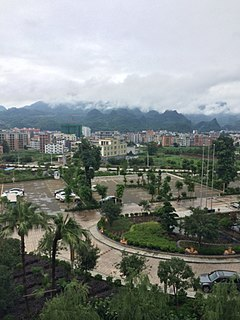 Lianzhou County-level city in Guangdong, Peoples Republic of China