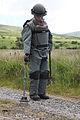 Lightweight deming suit Pte Darryl Carney (14478220963).jpg