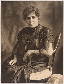 Liliuokalani, gelatin silver print by Harris & Ewing Studio, Object Number NPG.84.250, National Portrait Gallery, Smithsonian Institution.jpg