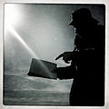 Lionel Marchetti et son journal par Adam Nilsson.jpg