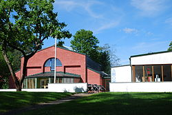 Ljungbergmuseet Ljungby.   JPG