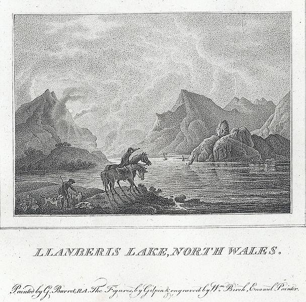 File:Llanberis lake, north Wales.jpeg
