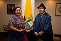 Llegada de Rigoberta Menchú al Ecuador (6982895712).jpg