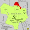 Localització de Gàtova respecte del Camp de Túria.png