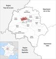 Locator map of Kanton Saint-Cyr-sur-Loire 2018.png