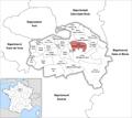 Locator map of Kanton Saint-Maur-des-Fossés-1.png