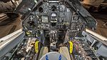 Lockheed F-117A cockpit at the National Museum of the United States Air Force, Dayton, Ohio, USA.jpg