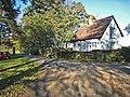 Lodge to Rushwood Hall, East Tanfield - geograph.org.uk - 274608.jpg