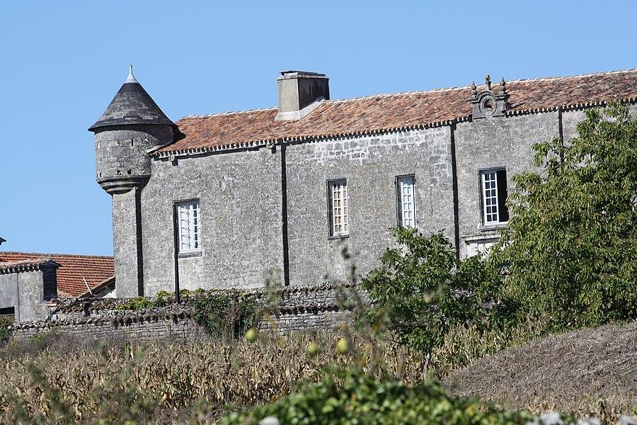 Logis de Bouchereau (Inscrit)