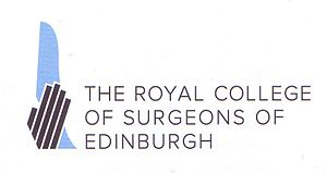 Royal College of Surgeons of Edinburgh - Image: Logo RCS Ed 01