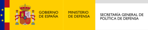 Logotipo de la Secretaría General de Política de Defensa.png