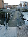 London-Docklands, Galleons Lock 10.jpg