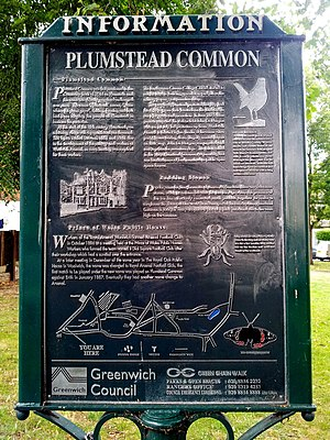Plumstead Common - Image: London Plumstead, Plumstead Common 11