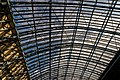 London - St Pancras International Rail - Single Roof Span 1868 by William Henry Barlow & Rowland Mason Ordish - View Up & SSE II.jpg