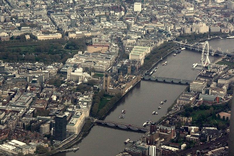 River Thames at Westminster (Photo: Flickr Upload Bot 2009)