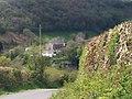 Looking across the valley at Calfaria Chapel, Login - geograph.org.uk - 1280615.jpg