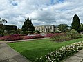 Looking from the Garden of remembrance towards the Parish Church - geograph.org.uk - 2254887.jpg