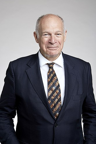 David Neuberger, Baron Neuberger of Abbotsbury - Lord Neuberger of Abbotsbury at the Royal Society admissions day in London, July 2017