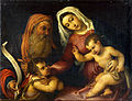 Lorenzo Lotto - The Virgin and Child with Saints Zacharias and John the Baptist - Google Art Project.jpg