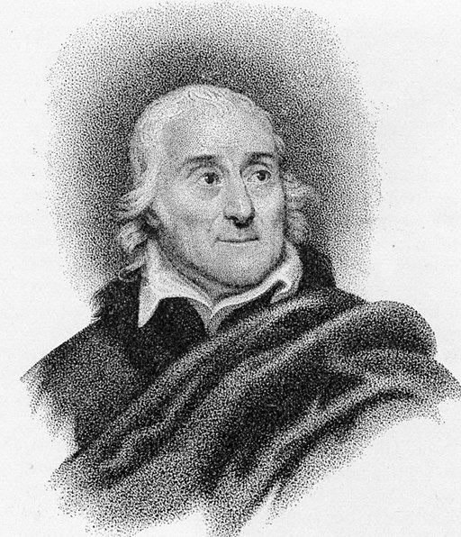Lorenzo da Ponte (Michele Pekenino (engraver, 19th century) after Nathaniel Rogers (American, 1788-1844) [Public domain])