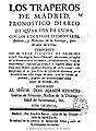 Los traperos de Madrid. Pronostico 1759 01.jpg
