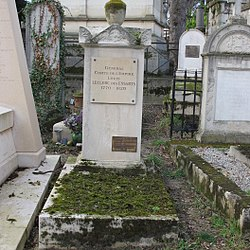 Tomb of Louis Leclerc des Essarts