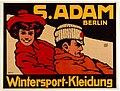 Louis Oppenheim - S. Adam, Berlin - Wintersport-Kleidung.JPG