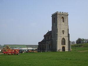 Low Ham - Image: Low Ham church