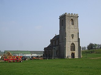 Low Ham - Image: Low Ham church