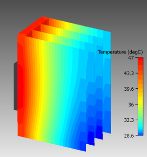 Fin (extended surface) - Image: Low efficiency fins