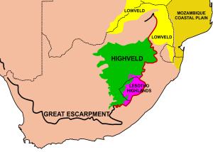 Veld In South Africa Map.Veld Wikipedia
