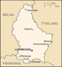 Luxembourgs geografi – Wikipedia