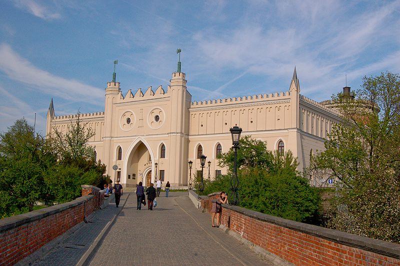 File:Lublin, Royal Castle, 30-04-2010.jpg