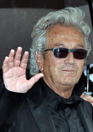 Luc Plamondon - Plamondon at the 2012 Cannes Film Festival.