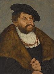 Johann the Steadfast, Elector of Saxony (1530s)