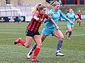 Lucy Ashworth-Clifford Lewes FC Women 2 London City 3 14 02 2021-284 (50944308262).jpg