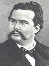 Ludwig in seinem Todesjahr 1886 (Quelle: Wikimedia)