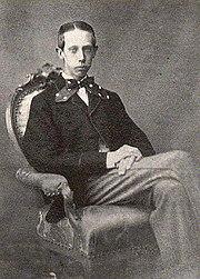 Az ifjú Habsburg–Lotaringiai Lajos Viktor főherceg