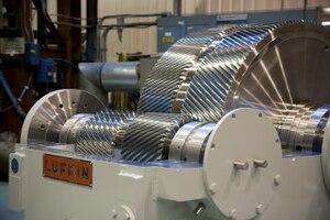 Lufkin Industries - Lufkin gear box