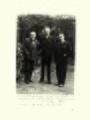 Luigi Pirandello Sinclair Lewis e Arnoldo Mondadori archivi Mondadori AA204892.jpg